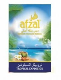 Табак Afzal Tropical Explosion Ананас,манго,кокос 40 грамм