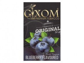 Gixom Blueberry Mint (Черника и Мята) 50 g