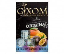 Gixom Ice Passion Mango (Ледяная Маракуйя-Манго) 50 g