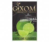 Gixom Exotic Lime (Экзотический Лайм) 50 g