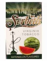 Табак Serbetli Арбуз С Мятой Watermelon With Mint оптом 50 г