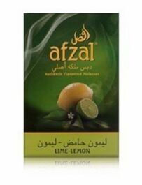 Табак Afzal Lime Lemon Лимон лайм 40 грамм