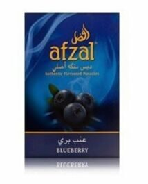 Табак Afzal Blueberry Голубика 40 грамм