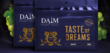 Daim Grape -  виноград 100 гр