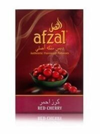 Табак Afzal Red Cherry Красная вишня 40 грамм